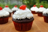 Chocolate Coca Cola Cupcakes